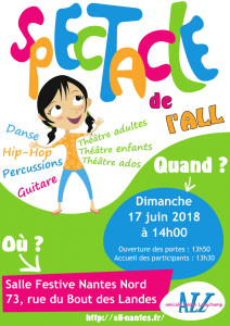 spectacle ALL 17-06-2018 fillette souriante